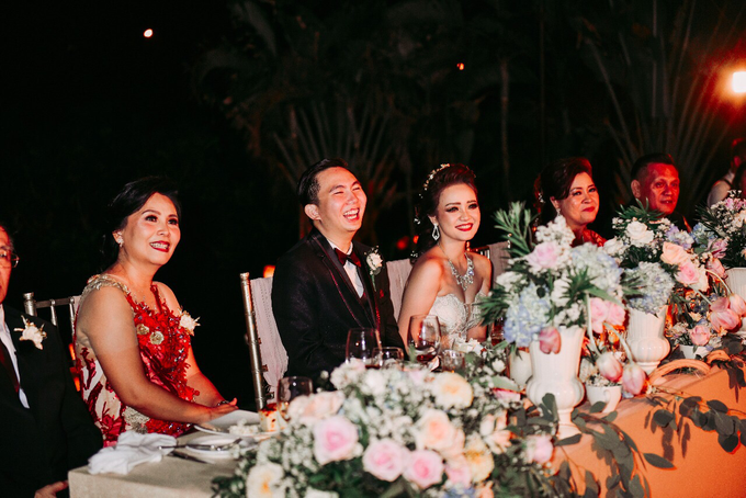 The Wedding of Patricia & Hubert by Bali Eve Wedding & Event Planner - 001