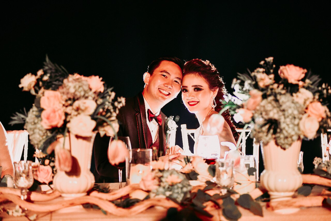 The Wedding of Patricia & Hubert by Bali Eve Wedding & Event Planner - 002