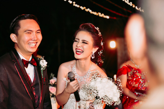 The Wedding of Patricia & Hubert by Bali Eve Wedding & Event Planner - 006