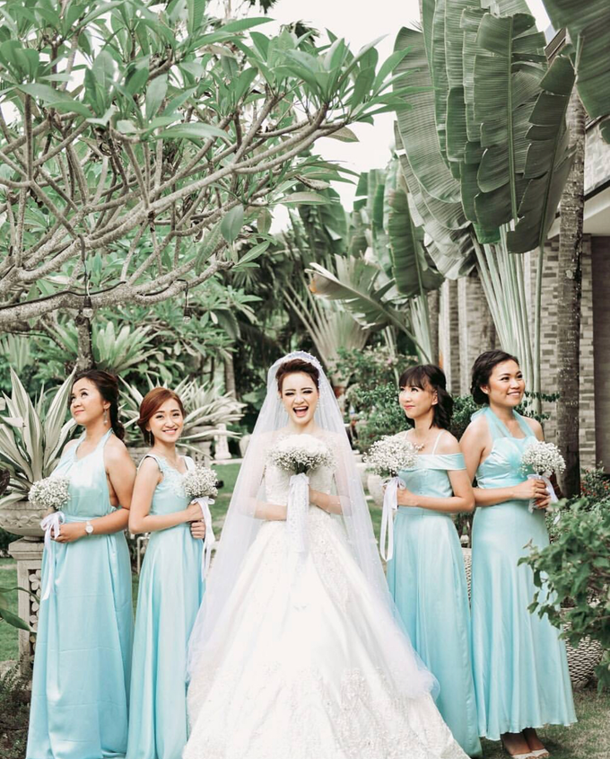 The Wedding of Patricia & Hubert by Bali Eve Wedding & Event Planner - 008