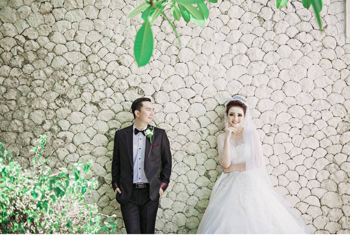 The Wedding of Patricia & Hubert by Bali Eve Wedding & Event Planner - 011