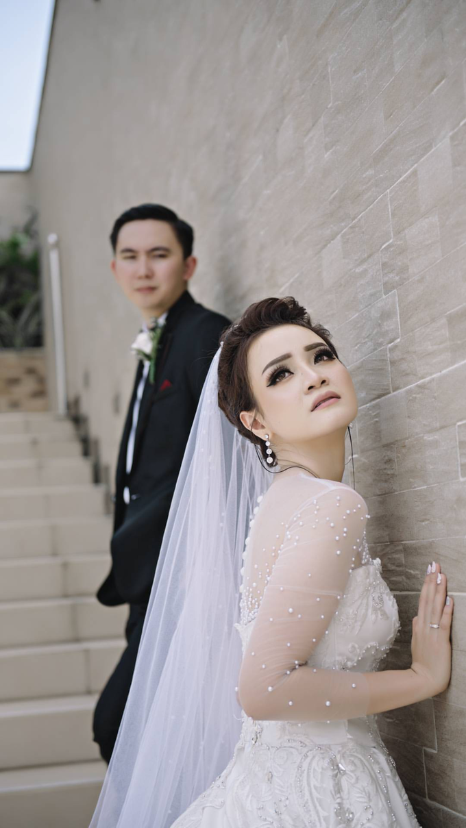 The Wedding of Patricia & Hubert by Bali Eve Wedding & Event Planner - 013