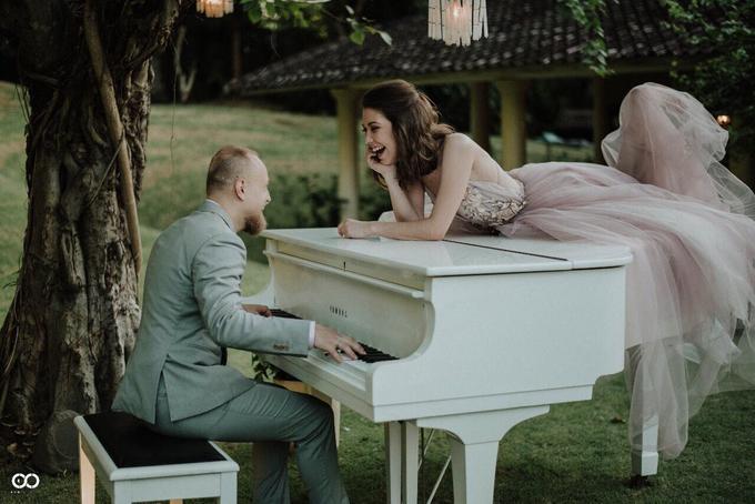 The Wedding of Diana & Dima by Djampiro Band Bali - 006