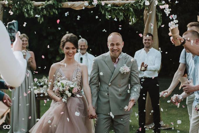 The Wedding of Diana & Dima by Djampiro Band Bali - 017
