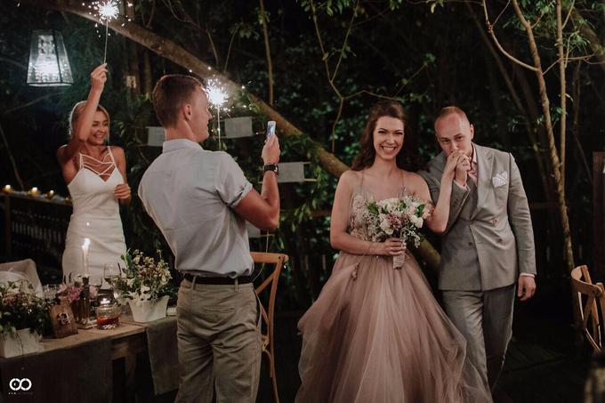 The Wedding of Diana & Dima by Djampiro Band Bali - 020