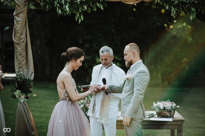 The Wedding of Diana & Dima by Djampiro Band Bali - 022