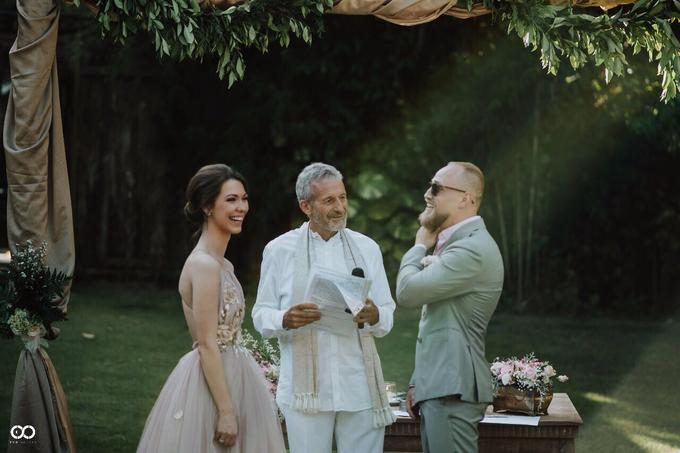 The Wedding of Diana & Dima by Djampiro Band Bali - 026
