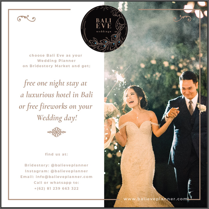 PROMO! by Bali Eve Wedding & Event Planner - 001