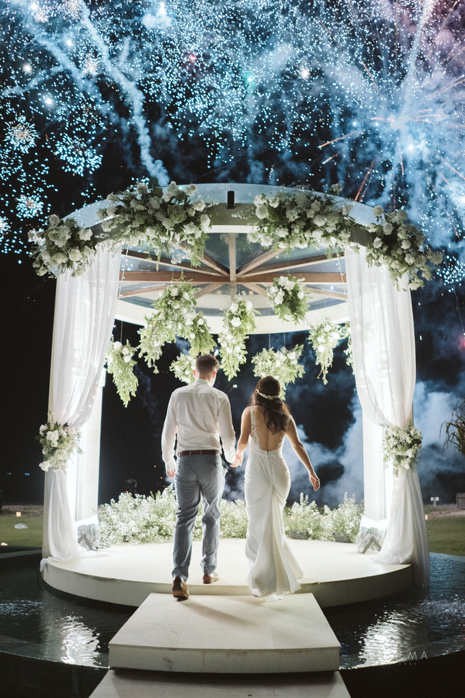 The Wedding of Shan and Andrew by Bali Flower Decor - 003