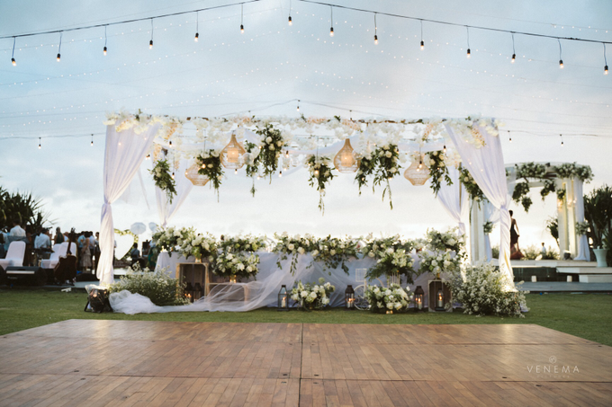 The Wedding of Shan and Andrew by Bali Flower Decor - 005