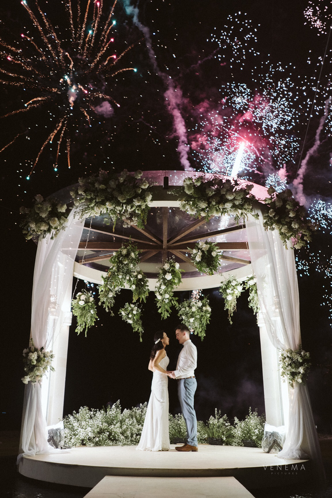 The Wedding of Shan and Andrew by Bali Flower Decor - 002