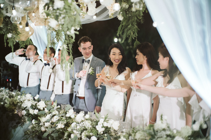 The Wedding of Shan and Andrew by Bali Flower Decor - 004