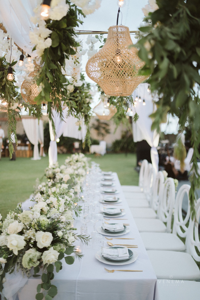 The Wedding of Shan and Andrew by Bali Flower Decor - 006