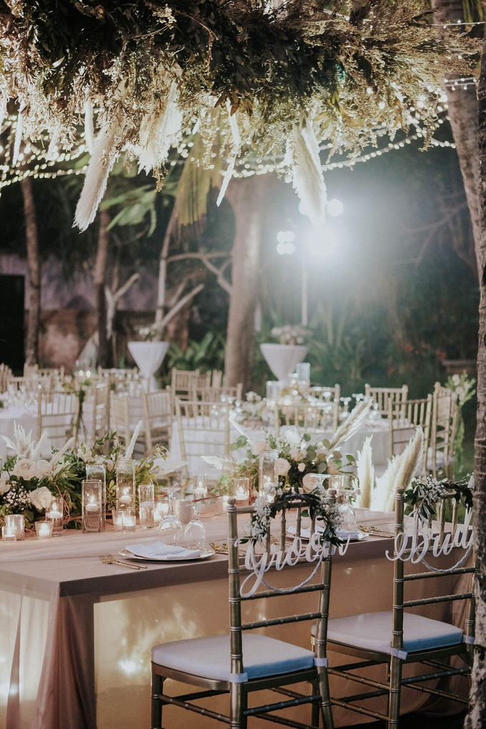 The Wedding of Yoel & Tamara by Bali Flower Decor - 010