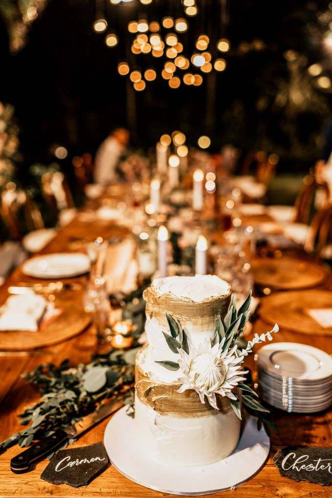 An intimate and private wedding in Bali by Hipster Wedding - 035