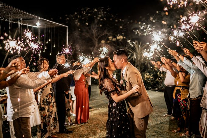 An intimate and private wedding in Bali by Hipster Wedding - 038