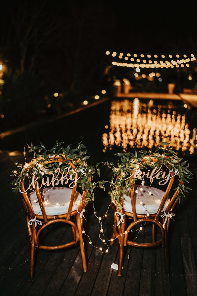 An intimate and private wedding in Bali by Hipster Wedding - 039