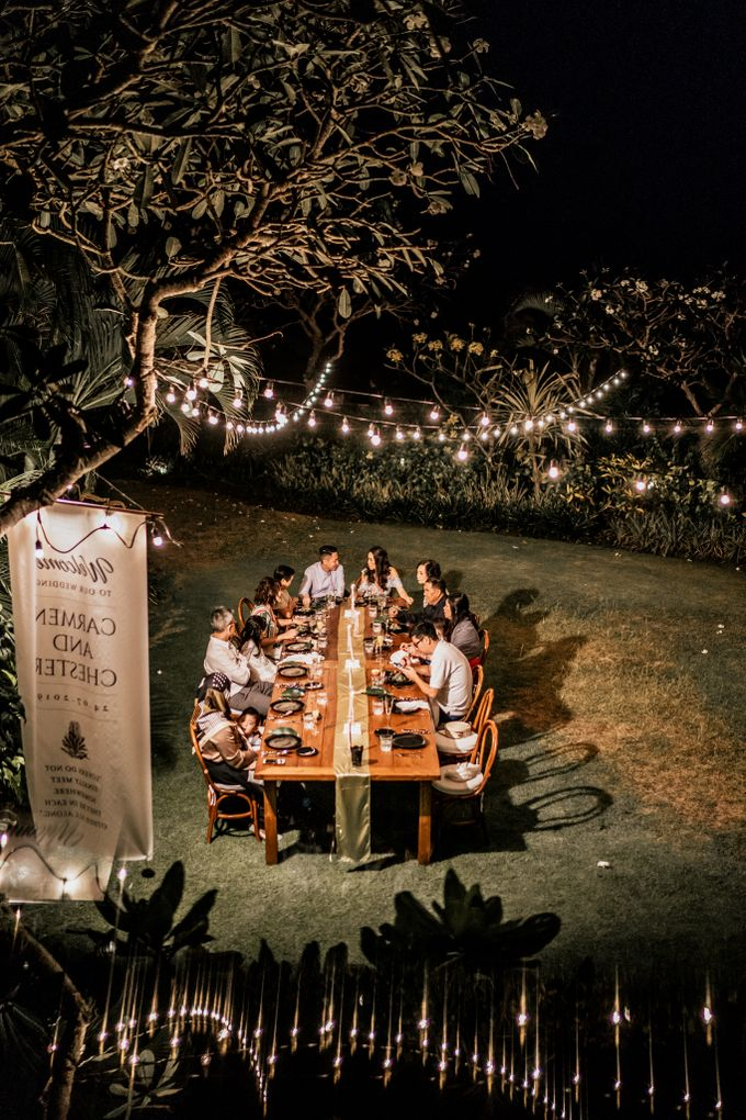 An intimate and private wedding in Bali by Hipster Wedding - 008
