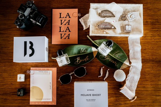 An intimate and private wedding in Bali by Hipster Wedding - 014