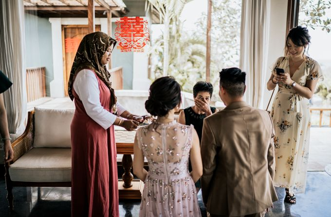 An intimate and private wedding in Bali by Hipster Wedding - 011