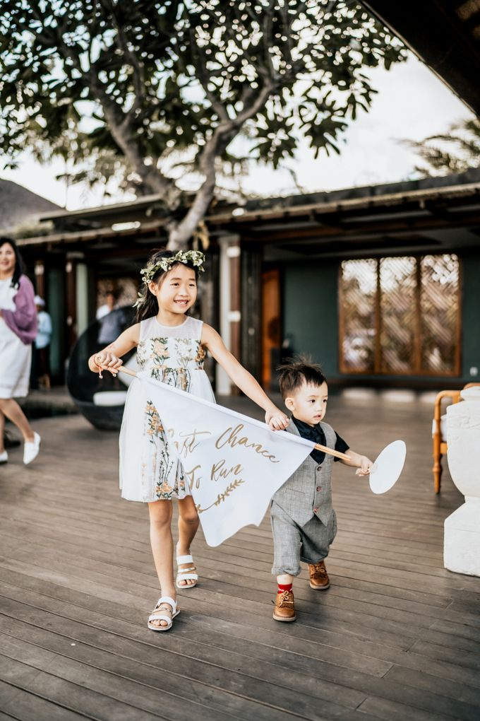 An intimate and private wedding in Bali by Hipster Wedding - 020