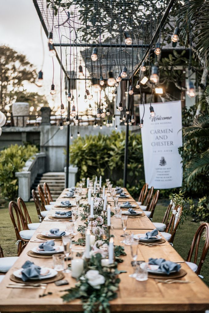 An intimate and private wedding in Bali by Hipster Wedding - 026