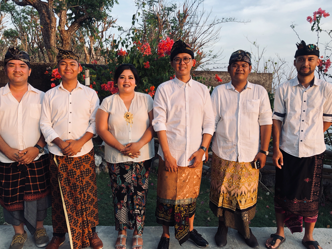 Bali Bossa Band at Plenilunio Villa 20 Oct 18 by Love Strings - 001