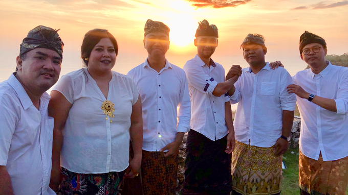 Bali Bossa Band at Plenilunio Villa 20 Oct 18 by Love Strings - 003
