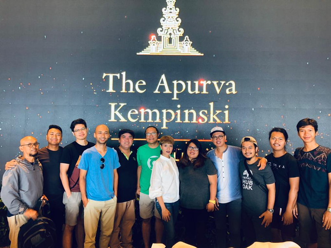 Opening Apurva Kempinski Bali feat Lea Simanjuntak by The Apurva Kempinski Bali - 004