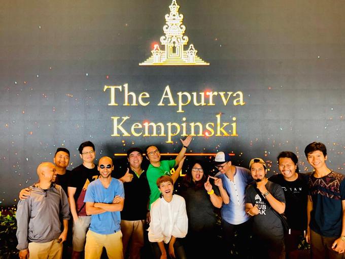 Opening Apurva Kempinski Bali feat Lea Simanjuntak by The Apurva Kempinski Bali - 003