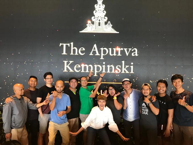 Opening Apurva Kempinski Bali feat Lea Simanjuntak by The Apurva Kempinski Bali - 005