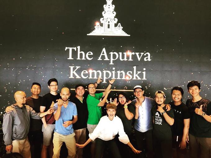 Opening Apurva Kempinski Bali feat Lea Simanjuntak by The Apurva Kempinski Bali - 006