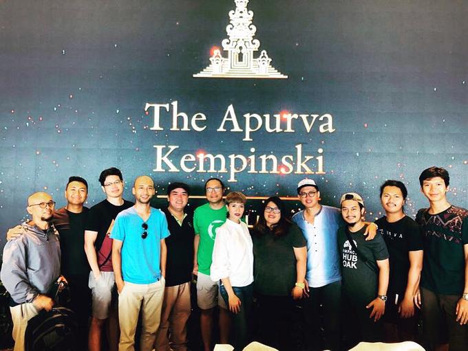 Opening Apurva Kempinski Bali feat Lea Simanjuntak by The Apurva Kempinski Bali - 007