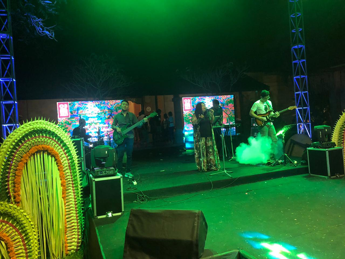 Ubud Royal Weekend 2019 with Bali Bossa Band by BALI LIVE ENTERTAINMENT - 001