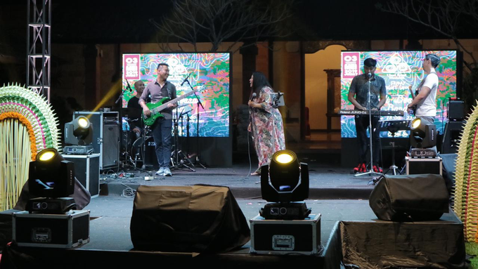 Ubud Royal Weekend 2019 with Bali Bossa Band by BALI LIVE ENTERTAINMENT - 004