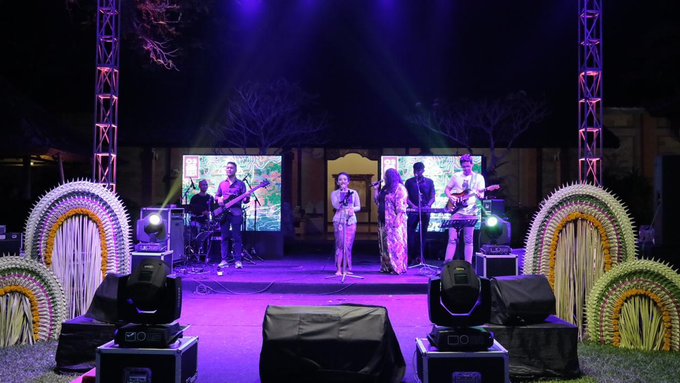 Ubud Royal Weekend 2019 with Bali Bossa Band by BALI LIVE ENTERTAINMENT - 003