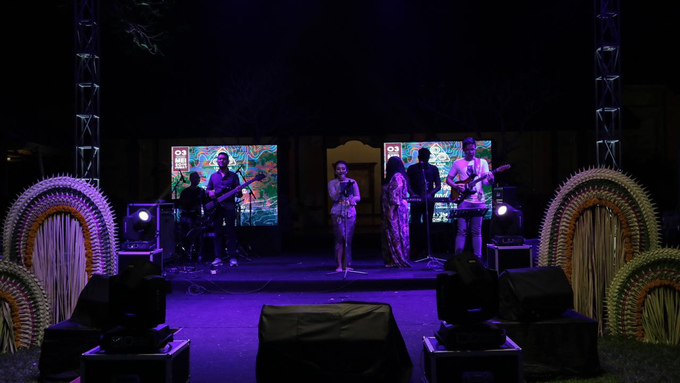 Ubud Royal Weekend 2019 with Bali Bossa Band by BALI LIVE ENTERTAINMENT - 005