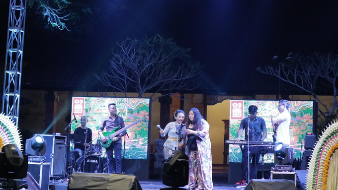 Ubud Royal Weekend 2019 with Bali Bossa Band by BALI LIVE ENTERTAINMENT - 006