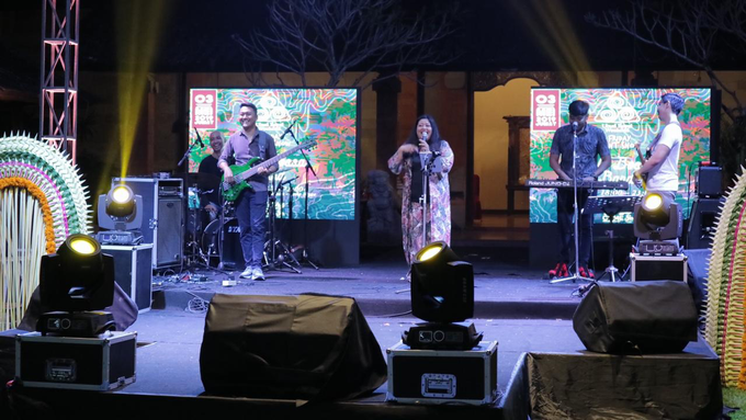 Ubud Royal Weekend 2019 with Bali Bossa Band by BALI LIVE ENTERTAINMENT - 007