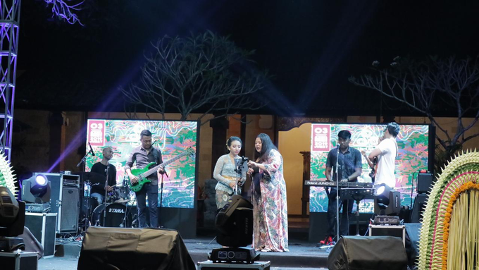 Ubud Royal Weekend 2019 with Bali Bossa Band by BALI LIVE ENTERTAINMENT - 009