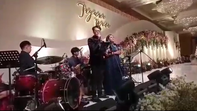 The Wedding of Gani & Novi by BALI LIVE ENTERTAINMENT - 004