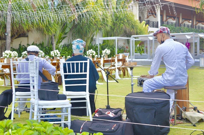 The Wedding of Andy & Dessy by BALI LIVE ENTERTAINMENT - 005
