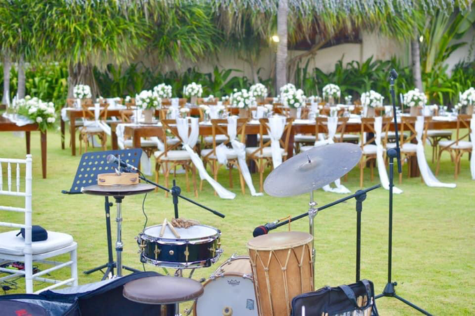 The Wedding of Andy & Dessy by BALI LIVE ENTERTAINMENT - 001