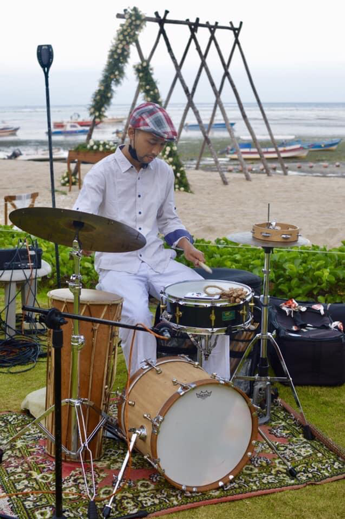 The Wedding of Andy & Dessy by BALI LIVE ENTERTAINMENT - 011