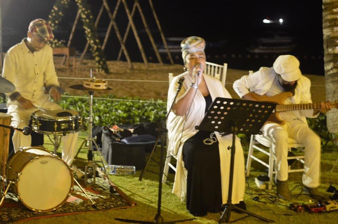 The Wedding of Andy & Dessy by BALI LIVE ENTERTAINMENT - 018