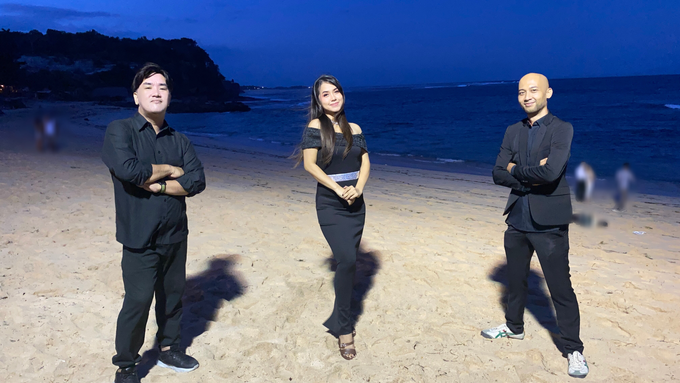 Wedding, Bali Bossa Trio & Sound System 2 May 21 by BALI LIVE ENTERTAINMENT - 003
