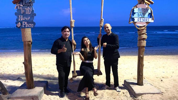 Wedding, Bali Bossa Trio & Sound System 2 May 21 by BALI LIVE ENTERTAINMENT - 005