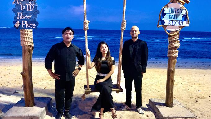 Wedding, Bali Bossa Trio & Sound System 2 May 21 by BALI LIVE ENTERTAINMENT - 006