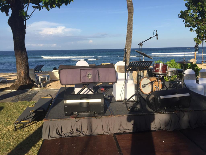 Wedding, Bali Bossa Trio & Sound System 2 May 21 by BALI LIVE ENTERTAINMENT - 010