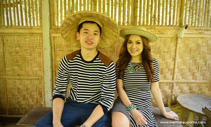 Pre-wedding in Bali - Hannah & James by Wei Makeup Artist - 001